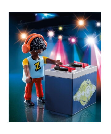 Playmobil Special Plus Dj Με Κονσόλα (5377)