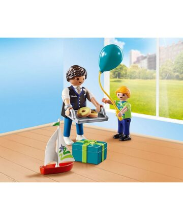 Playmobil Play And Give Νονός (70333)