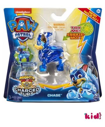 Spin Master, Paw Patrol Charged Up Chase, (20122532), Παιδικά παιχνίδια, Kidtoys.gr